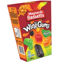 Maynards Wine Gums Carton (400g)