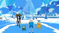 Adventure Time: Pirates of the Enchiridion for PS4 image