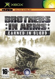 Brothers in Arms: Earned in Blood for Xbox image