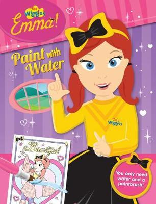 The Wiggles Emma!: Paint with Water by The Wiggles image