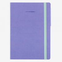 Legami: My Notebook - Large Lined (Lilac)