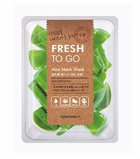 Tony Moly: Fresh To Go Sheet Mask - Aloe (22g)