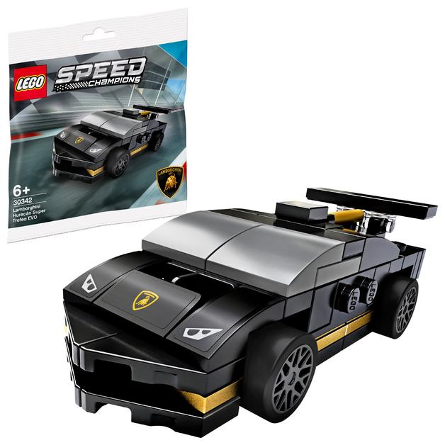 Lego: Lamborghini Huracán Super Trofeo