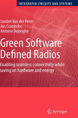 Green Software Defined Radios by Liesbet van der Perre image