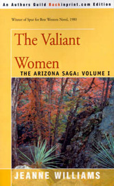 The Valiant Women by Jeanne Williams image