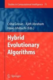 Hybrid Evolutionary Algorithms