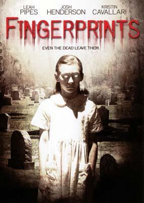 Fingerprints on DVD image