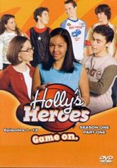 Holly's Heroes - Episodes 7-13 on DVD