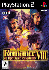 Romance of the Three Kingdoms VIII for PlayStation 2