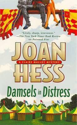 Damsels in Distress by Joan Hess image