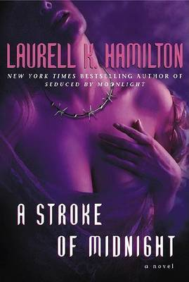 A Stroke of Midnight by Laurell K. Hamilton image