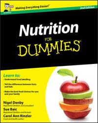 Nutrition For Dummies by Nigel Denby