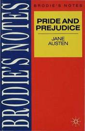 Austen: Pride and Prejudice by J.M. Evans image