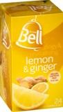 Bell Tea - Lemon & Ginger Herbal Tea (24 Bags)
