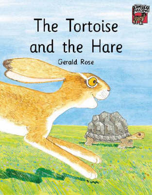 The Tortoise and the Hare by Gerald Rose image