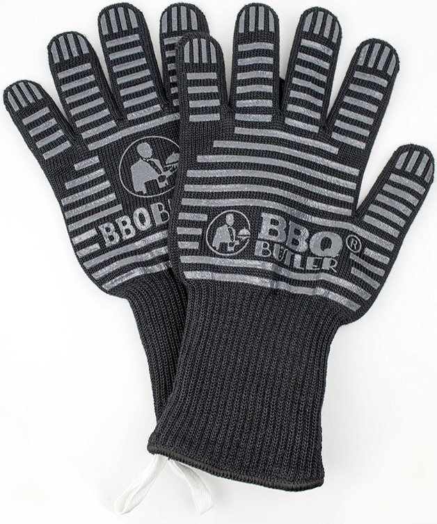 BBQ Butler - Heat/Flame Resistant BBQ Gloves