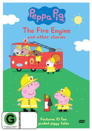 Peppa Pig: Fire Engine and other Stories DVD