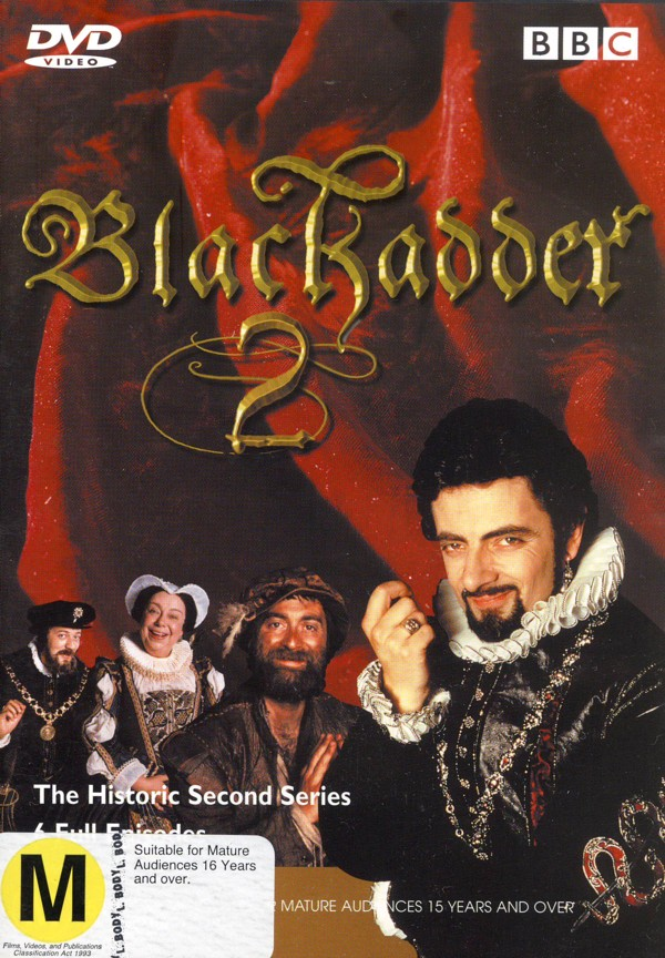 Blackadder - Series 2 on DVD image