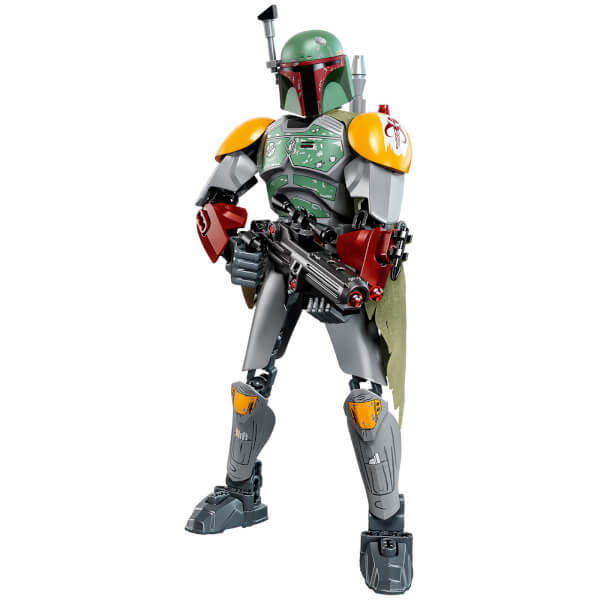 LEGO Star Wars: Bobba Fett (75533) image