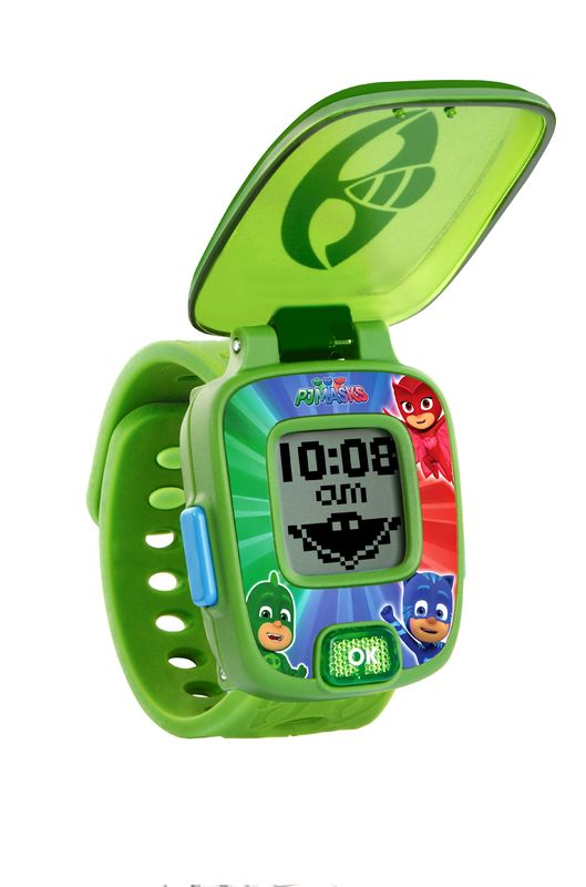 Vtech: PJ Masks - Gekko Learning Watch