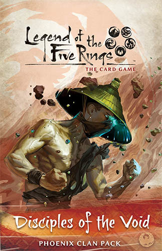 Legend of the Five Rings LCG: Disciples of the Void