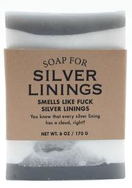 Whiskey River Co: Soap - Silver Linings