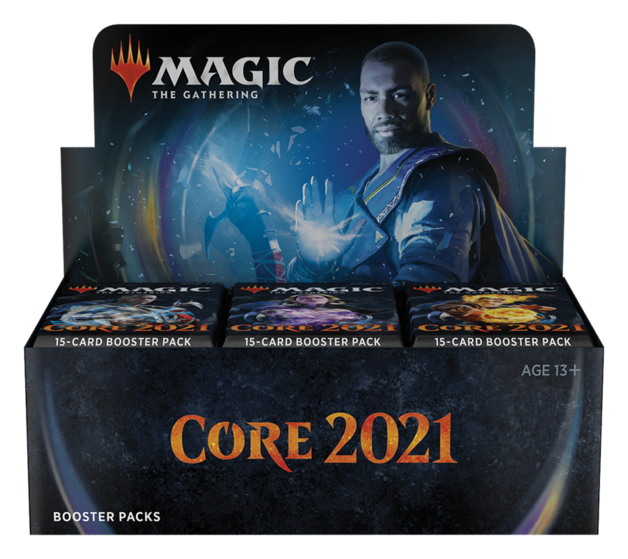 Magic the Gathering: Core Set 2021 - Booster Box