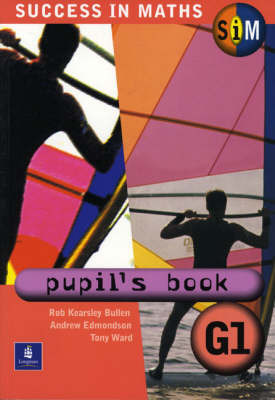 Success in Maths: Pupil's Book G1 by Rob Bullen image