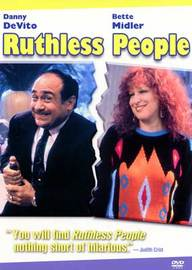 Ruthless People on DVD image