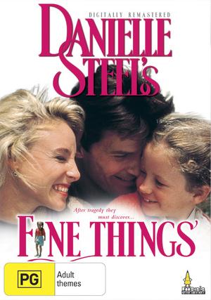 Danielle Steel's: Fine Things on DVD image