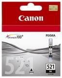 Canon Ink Cartridge - CLI521BK (Black)