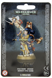 Space Marine Librarian image
