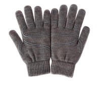 Moshi Digits Case Touchscreen Gloves Dark Grey - Large