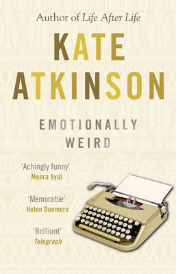 Emotionally Weird by Kate Atkinson image