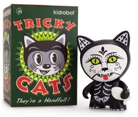 "Tricky Cats - 3"" Vinyl Minifigure (Blind Box)"