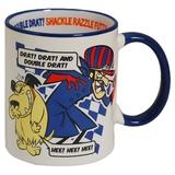 Wacky Races - Dastardly & Muttley Mug