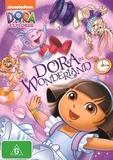 Dora the Explorer: Dora in Wonderland on DVD