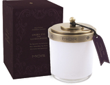 MOR Fragrant Candle - Green Fig & Sandalwood