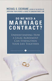 Do We Need a Marriage Contract? by Michael G Cochrane image