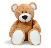 Nici: Caramel Teddy - 80cm