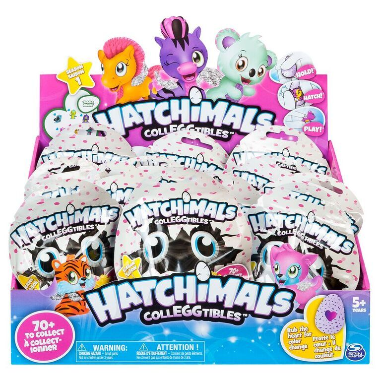 Hatchimals Colleggtibles Single Pack Toy At Mighty