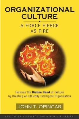 Organizational Culture by Dr John T Opincar image