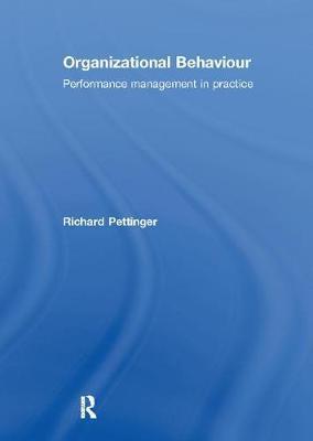 Organizational Behaviour by Richard Pettinger