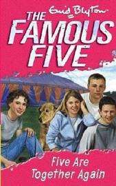 Five are Together Again by Enid Blyton image