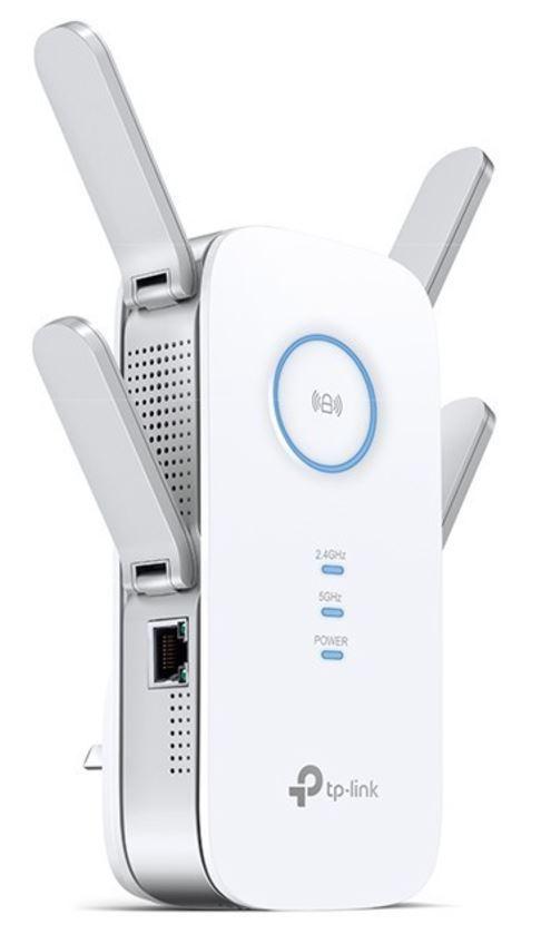 TP-Link RE650 AC2600 Wi-Fi Range Extender image