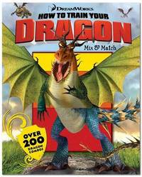 How to Train Your Dragon Mix & Match by David Roe image