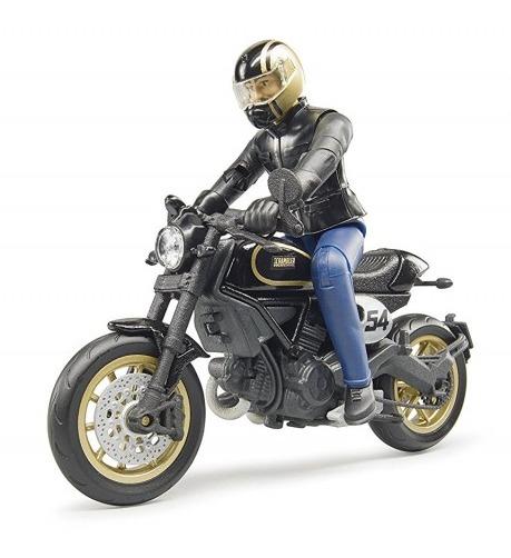 Bruder: Ducati Scrambler - Café Racer