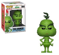 The Grinch (2018) - The Grinch Pop! Vinyl Figure image