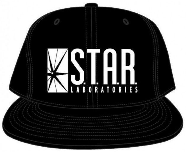 Star Laboratories Logo Hat