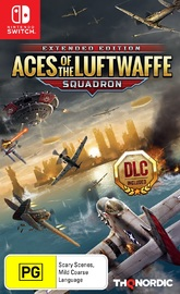 Aces of the Luftwaffe Squadron Edition for Switch